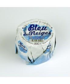 bleu des neiges