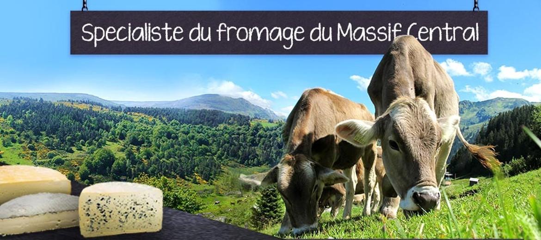 Spécialistes du fromage du massif central